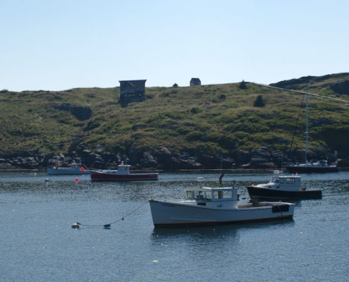 Image from Monhegan
